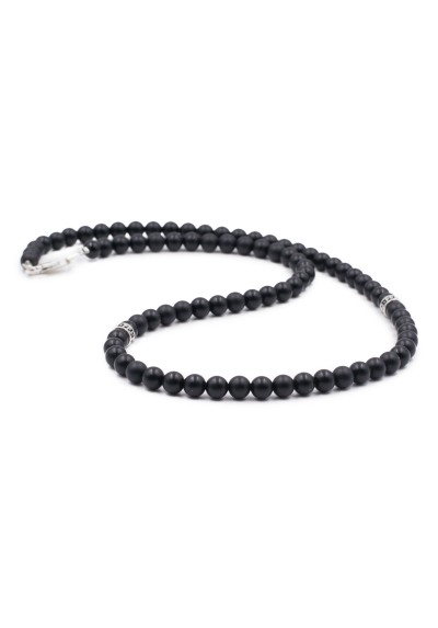 Collier Homme PPJ Onyx