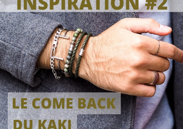 Inspiration #2 - Le Come Back du Kaki